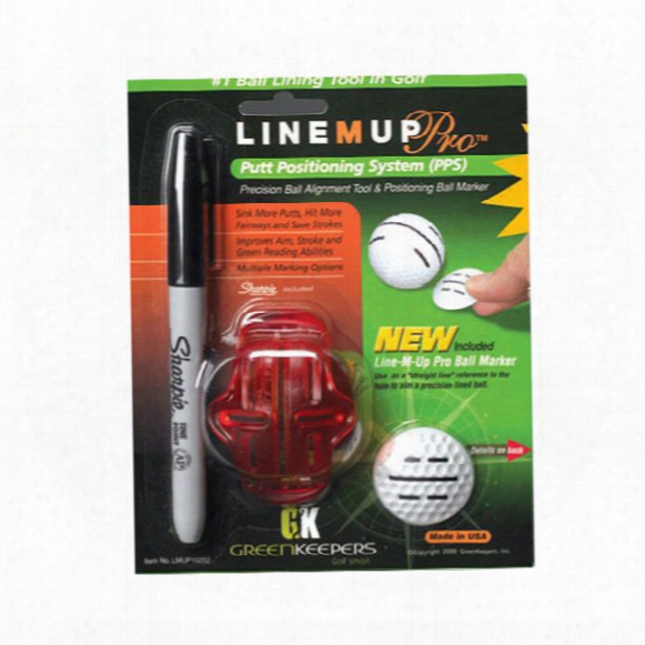 Line M Up Pro Putt Positioning System