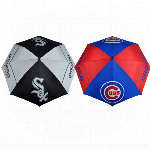 "Mlb 62"" Windsheer Hybrid Umbrella"