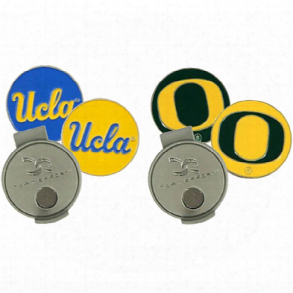 Ncaa Hat Clip And Ball Markers