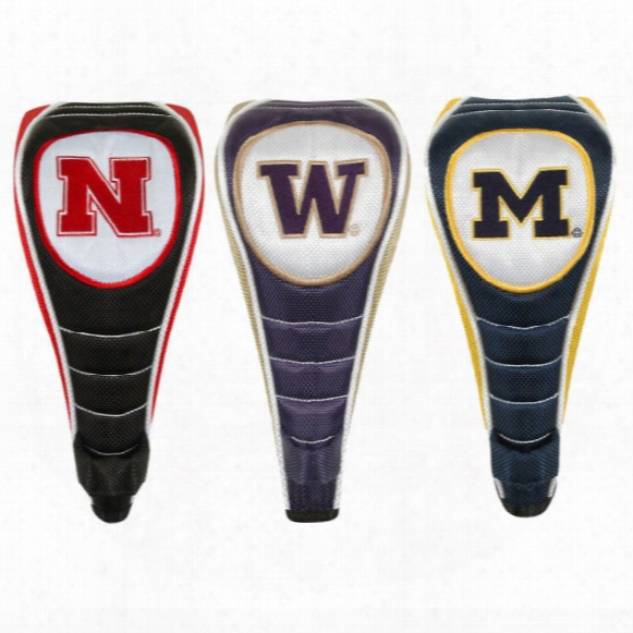 Ncaa Shaft Gripper Fairway Headcovers