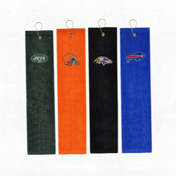 Nfl Em Broidered Towels