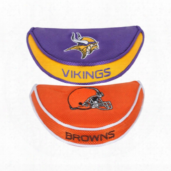 Nfl Mallet Putter Headcovers