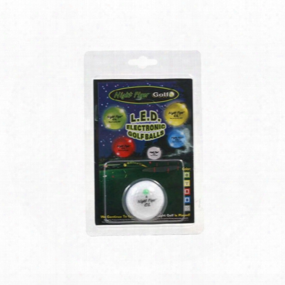 Night Flyer Cl Led Ball
