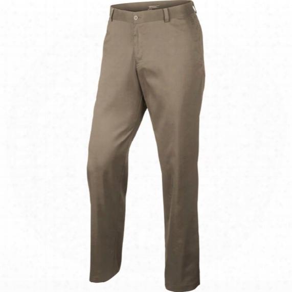 Nike Men's Flat Front Pants - Khaki