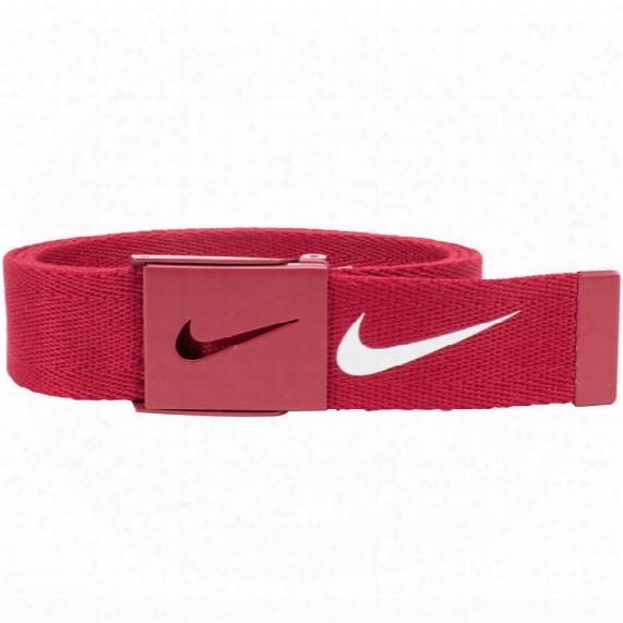 Nike Men's Tech Essentials Single Web Belt