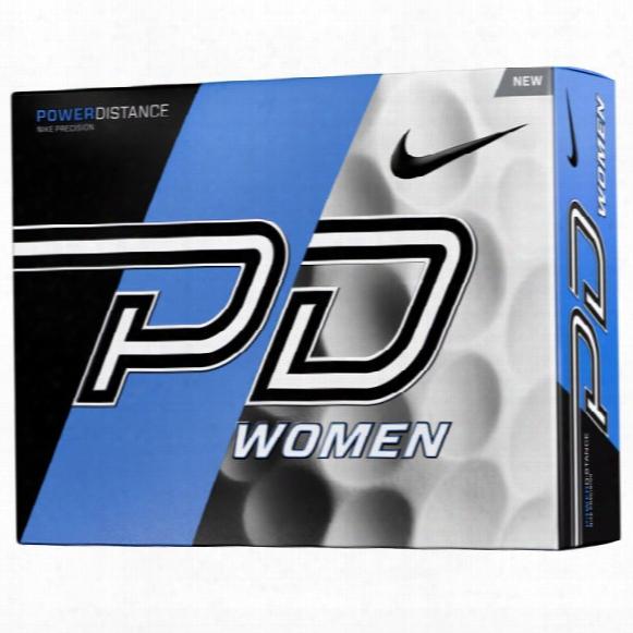 Nike Power Distance Women's Golf Balls