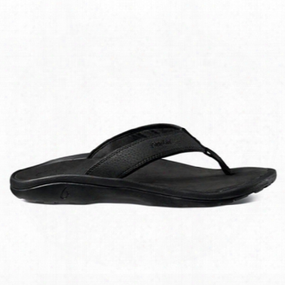 Olukai Men's 'ohana Flip Flops