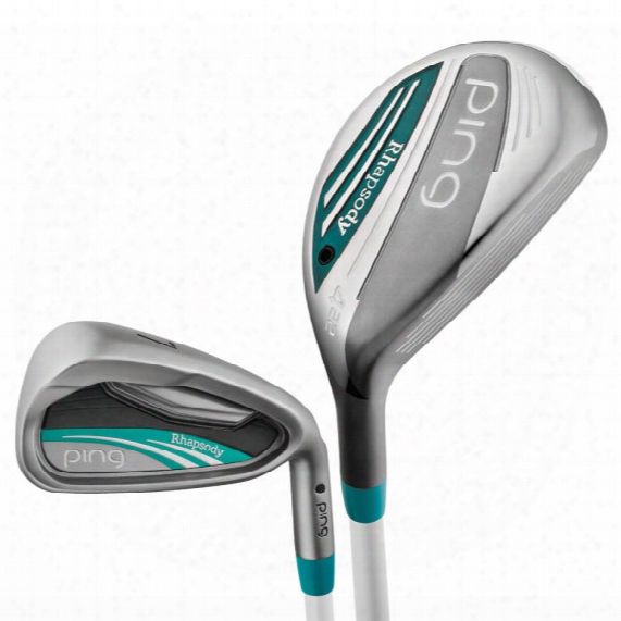 Ping Women's Rhapsody 8pc Combo Set - Graphite