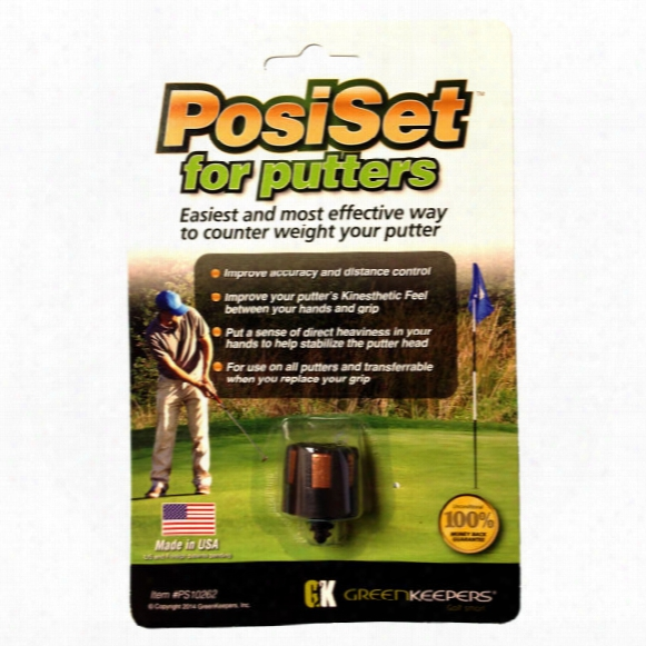 Posiset For Putters Golf Accessory