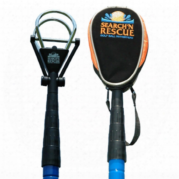 Search N Rescue 15' Blue Rescue Retriever