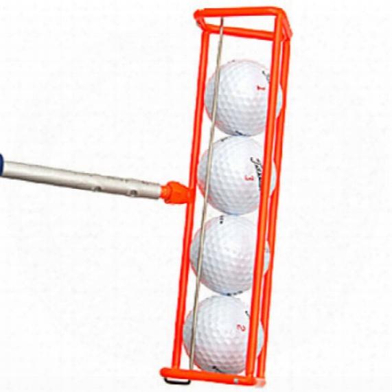 Sarch N Rescue Orange Four-ball Retriever