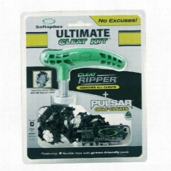 Softspikes Ultimate Cleat Kit - Pulsar Spikes