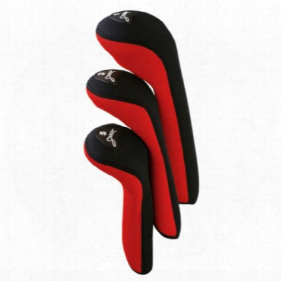 Stealth 3-piece Headcover Set