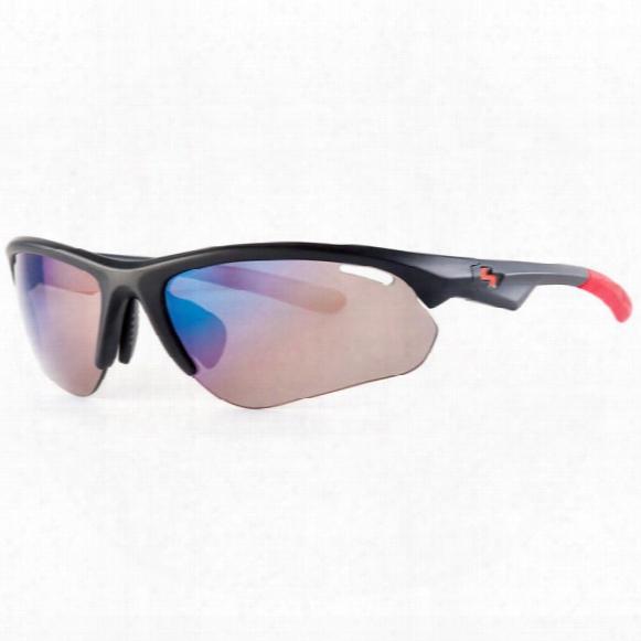 Sundog Prime Sunglasses - Matte Black/amber