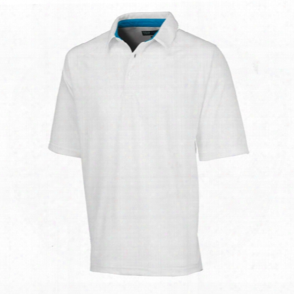 Tgif Tour Men's Golf Polo - White