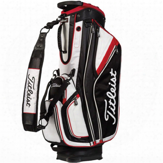 Titleist Men's 2016 Lightweight Staff Bag