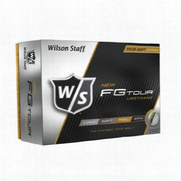 Wilson Staff Fg Tour Personalized Golf Balls