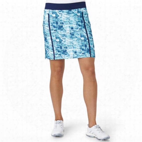 Adidas Adistar Printed Women's Skort