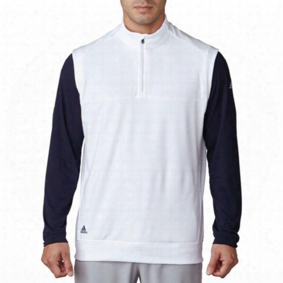 Adidas Club 1/4 Zip Men's Vest