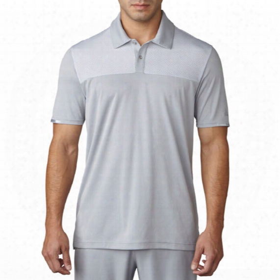 Adidas Heather Block Competition Men's Polo