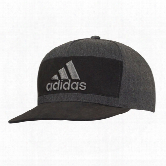 Adidas Heather Snapback Hat