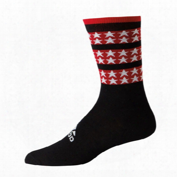 Adidas Men's Limited Edition Ryder Cup Inspired Usa Socks