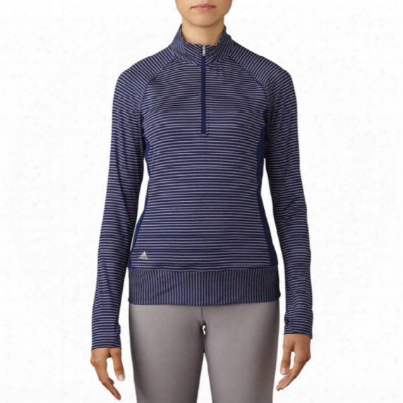 Adidas Rangewear 1/2 Zip Women's Pullover