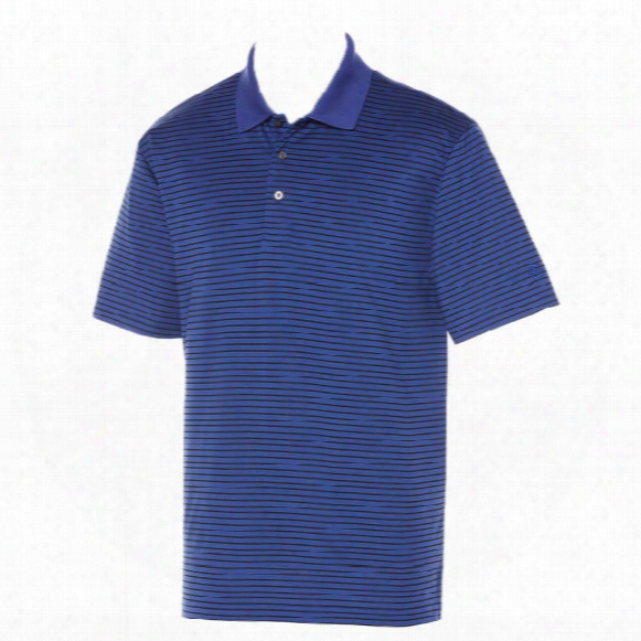 Ben Hogan Men's 2-color Stripe Short Sleeve Polo