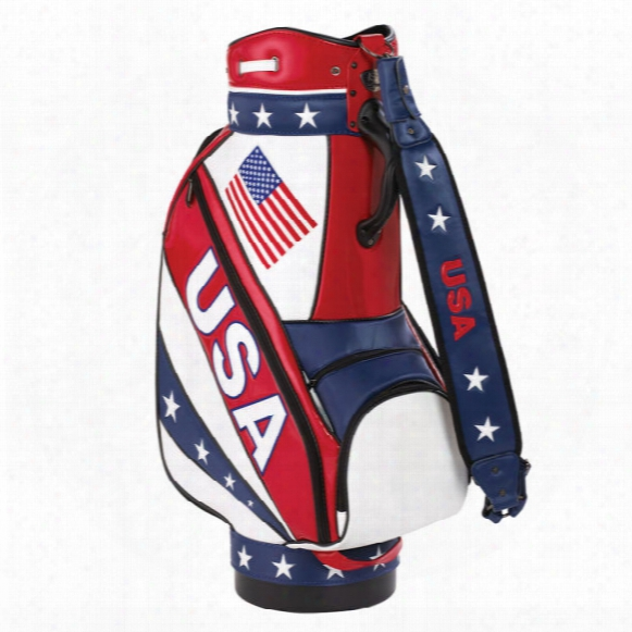 Burton Limited Edition Usa Staff Bag
