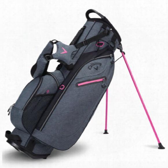 Callaway Women's Hyper-lite 3 Stand Bag