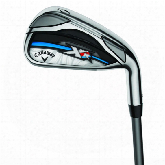 Callaway Women?s Xr Os 8pc Iron Set - Graphite