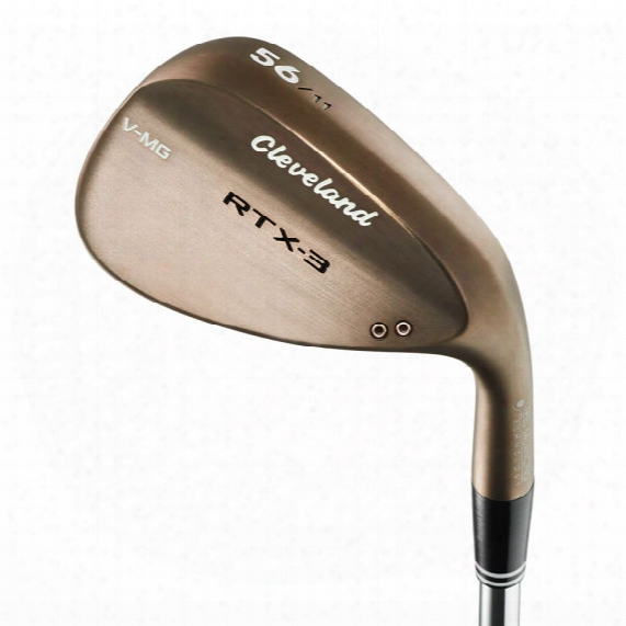 Cleveland Rtx-3 Blade Tour Raw Wedge - Steel
