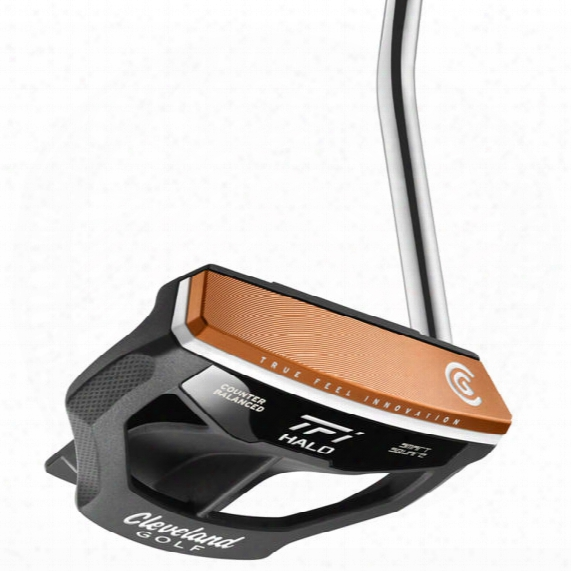 Cleveland Tfi Halo Cb Putter