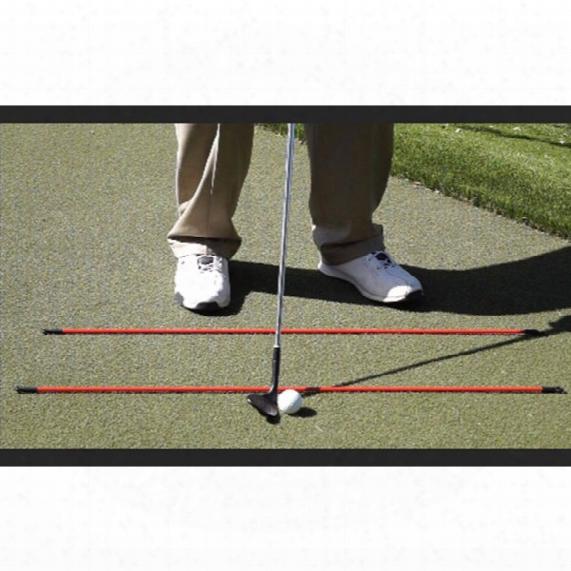 Dave Pelz's Proline Alignment Rails