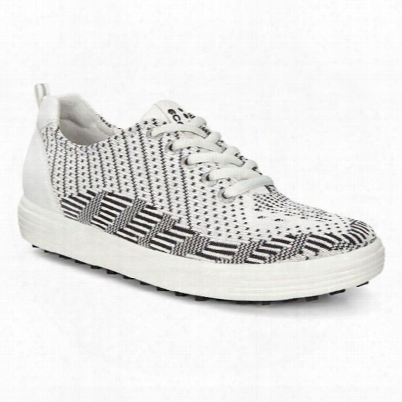 Ecco Golf Casual Hybrid Knit Women's Shoes