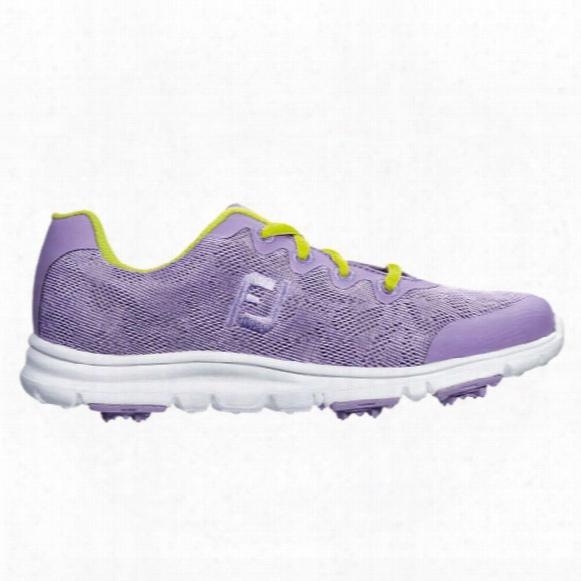 Fj Junior Girl's Enjoy Golf Shoes