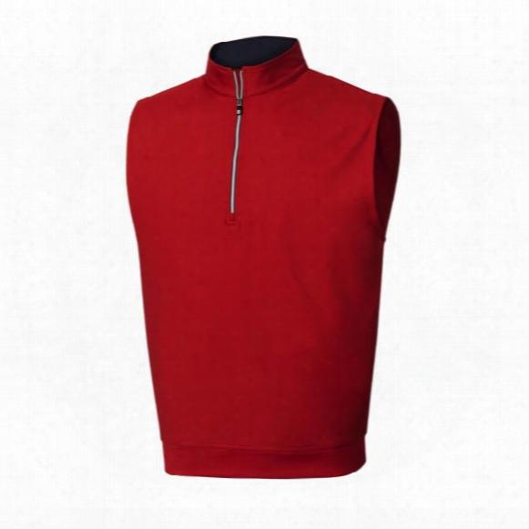 Fj Men's Performance 1/2 Zip Jersey Vest