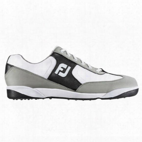 Fj Men's Retro Greenjoy Golf Shoes