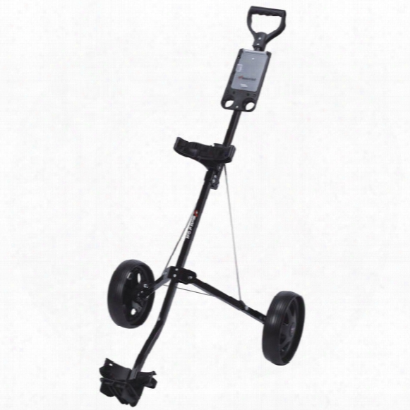 Jef World Of Golf Lightweight Steel Deluxe Push Cart