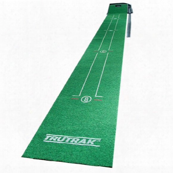 Jef World Of Golf Tru Ttak Putting Mat