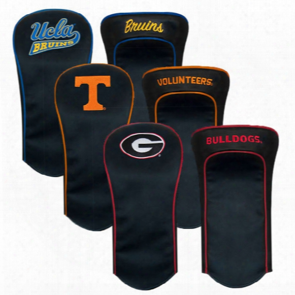 Ncaa Black Driver Headcover
