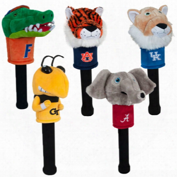 Ncaa Mascot Sock-style Driverr Headcoover