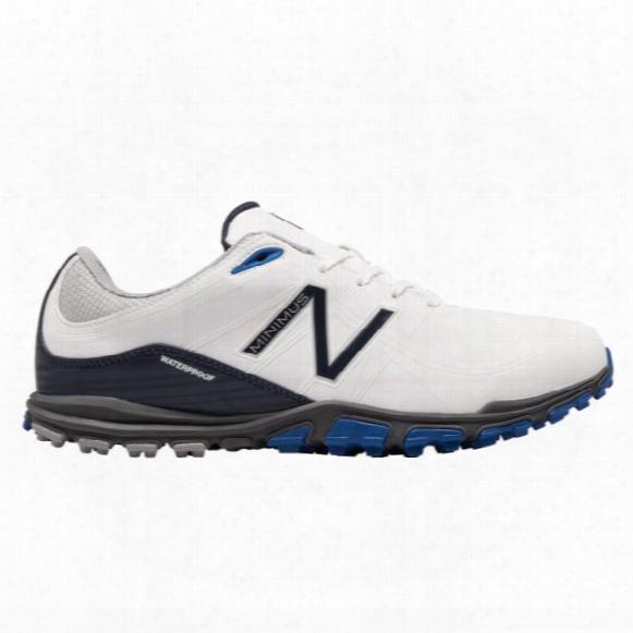 New Balance Men's Nbg1005 Minimus Golf Shoes