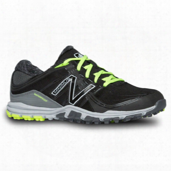 New Balance Women's Nbgw1005 Minimus Waterproof Golf Shoes