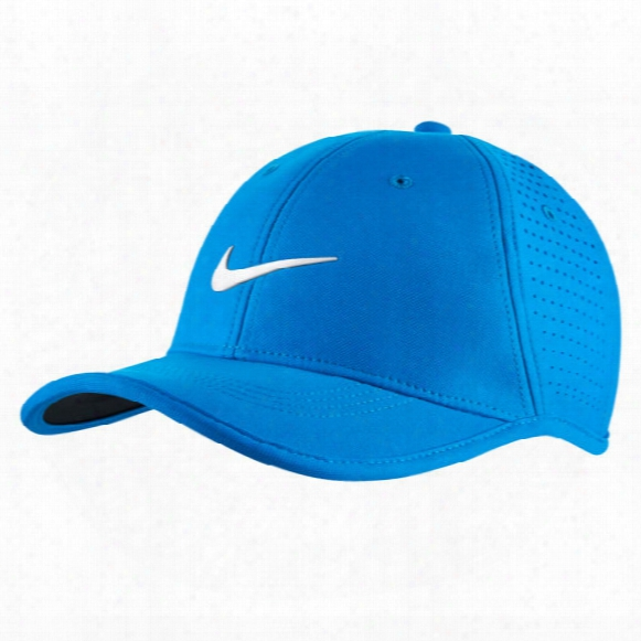 Nike Juniors Ultralight Perforated Golf Hat