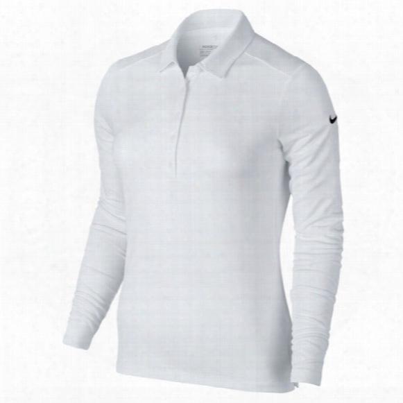 Nike Victory Long Sleeve Polo Women's Shirt