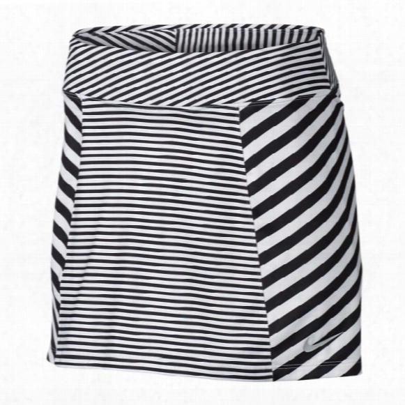 Nike Women's Precision Knit Print 2.0 Golf Skort