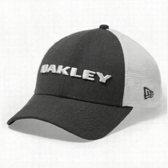 Oakley Men's Heather New Era Snap Back Hat