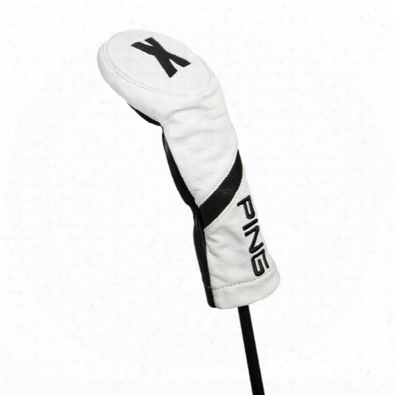 Ping Am Leather Hybrid Headcover