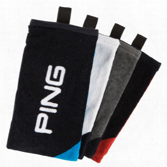 Ping Tri-fold Towel